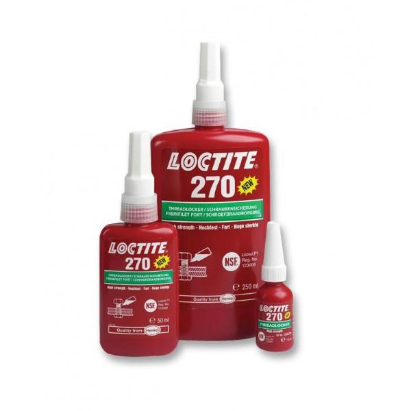 Loctite 270 Фиксатор высокой прочности