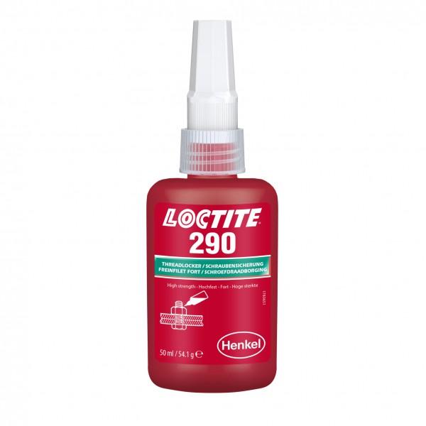 Loctite 290 Фиксатор высокой/средней прочности