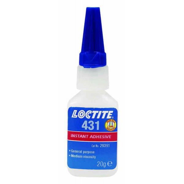 Loctite 431 универсальный клей