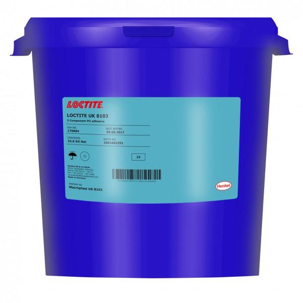 LOCTITE UK 8103/LOCTITE UK 5400 клей двухкомпонентный