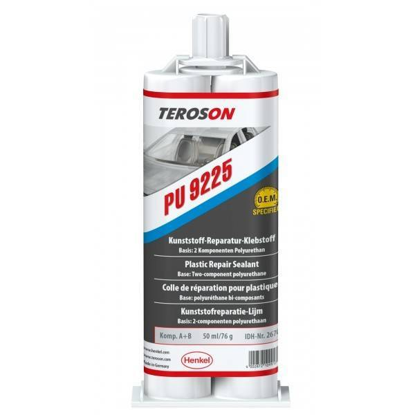 TEROSON PU 9225 клей для ремонта деталей из пластика